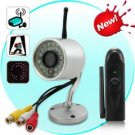 Wireless Mini Nightvision Camera + USB DVR receiver set