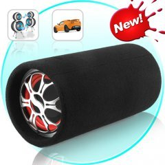Torpedo - 6 Inch Amplified Subwoofer + Audio Speakers (100w)