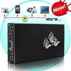 Universal Portable Battery Charger - 17600mAh
