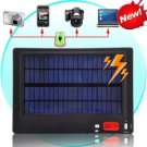 High Capacity Solar Charger and Battery (20,000mAh)