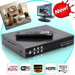 Media Commander - 1080P HD Networked Media Entertainment System