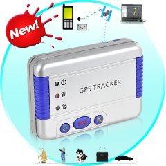 Global GPS Tracker (Quadband + 2 Way Calling)