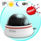 Wireless IP Camera (Night Vision, Motion Detection Alarm)