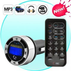 Car MP3 Player with FM Transmitter (2GB)