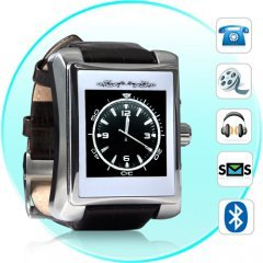 Suave Cellphone Watch with OLED Screen - Premium Watchphone