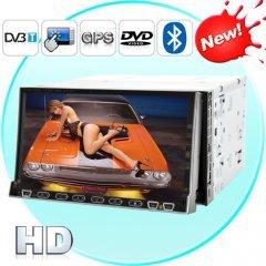 Transporter 7 Inch Touchscreen Car DVD Player (HD GPS DVB-T)