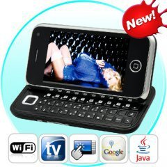 McLovin Quadband Dual SIM China Cell Phone with Keyboard