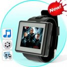 MP4 Player Watch (4GB + Waterproof + 1.8 Inch)