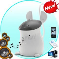 Resonance Speaker - i-Jerry Surface Vibration Speaker