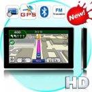 6 Inch HD Touchscreen Handheld GPS Navigator