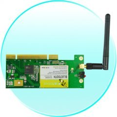 2 In 1 Bluetooth + Wifi PCI Card