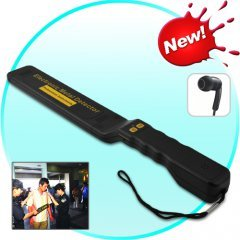 Handheld Electronic Metal Detector (Extreme Detection Edition)