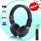 Wireless Headphones + FM Transmitter