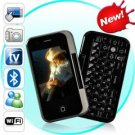 Gunslinger China Cell Phone with Keyboard and Swivel Touchscreen