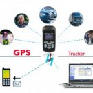 Personal GPS Tracker with OLED Screen and Two Way Calling