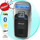 Handsfree Bluetooth Car Kit (Solar Powered)