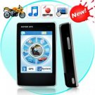 Streetlife - Portable GPS Navigator for Motorcycles