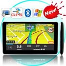 6 Inch Touchscreen Car GPS w/ Bluetooth + Wireless Camera