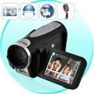 Luxim Camcorder Video Camera (10x Optical + 6MP CCD + Ext MIC)