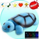 Teddy The Turtle Stuffed Toy (Melody Player + Night Light)