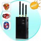 Disrupter - Wireless Signal Jammer (Triple Blocker Edition)