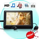 iMedia HD MP4 Player with 4.3 Inch Screen - Black