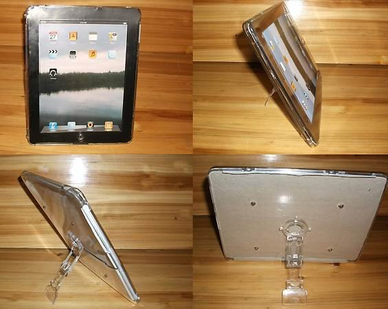 For iPad stand photo frame style