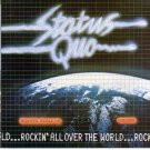 """Status Quo """"Rockin All Over The World"""" Import CD NEW!"""