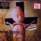 "Mariln Manson ""Disposable Teens"" w/Bonus Track Import CD NEW!"
