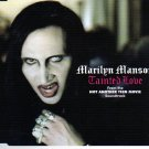 "Mariln Manson ""Tainted Love"" Mest ""Melt With You"" Import CD NEW"