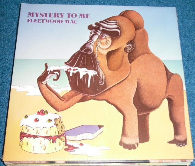 Fleetwood Mac LP Mystery To Me New Sealed