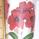 Boscul Peanut Butter Glass Azalea Flower