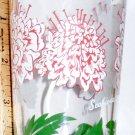 Boscul Peanut Butter Glass Scabiosa Flower