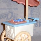 Fisher Price Loving Family Ice Cream Cart & Umbrella