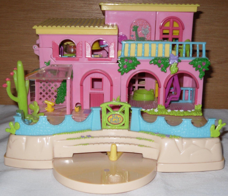 My Little Pony Toy Food : Sold polly pocket dollhouse hacienda doll house animals