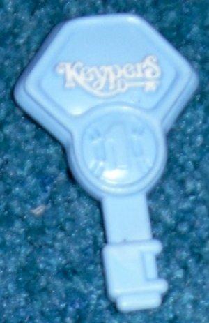 Tonka Keypers Key Brush Blue
