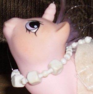 My Little Pony Newborn Unicorn Snookums G1 Hasbro MLP