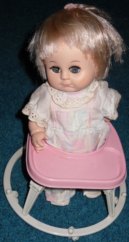 Baby Doll & Walker Playmates 1981