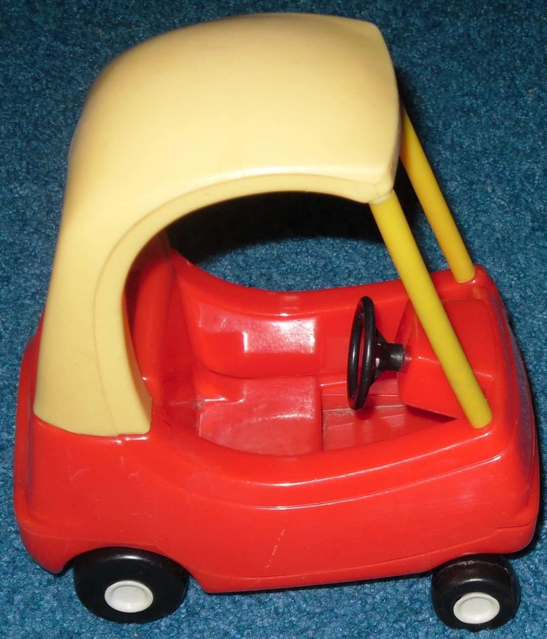 Little Tykes Doll House Cozy Coupe Car