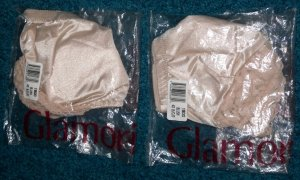 Glamorise Bra 1800 Strapless Wireless Size 40