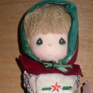Precious Moment Doll 1988 Applause Christmas