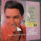 Elvis Presley Something for Everybody LP LPM-2370 Mono