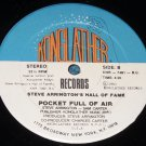 """Steve Arrington's Hall of Fame, Way Out, Pocket Full of Air12"""" Record"""
