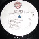 Dave Davies, Kinks, Chosen People, Promo LP