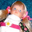Honey Hill Bunch Kids Doll Blond Hair Mattel 1975