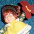 Honey Hill Bunch Kids Doll Red Hair Mattel 1975 Ginger Bread Man