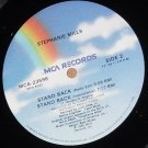 "Stephanie Mills Stand Back 12"" Record, MCA 1985"