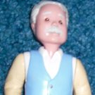 Fisher Price Loving Family Grandfather, Grandparent Doll House doll