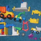 Little People Construction Set Fisher Price Mattel