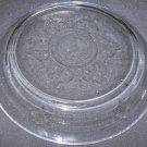 "Fire-King Pie Plate Sapphire Blue Fireking 10"""
